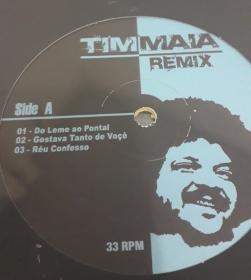 TIM MAIA - REMIX