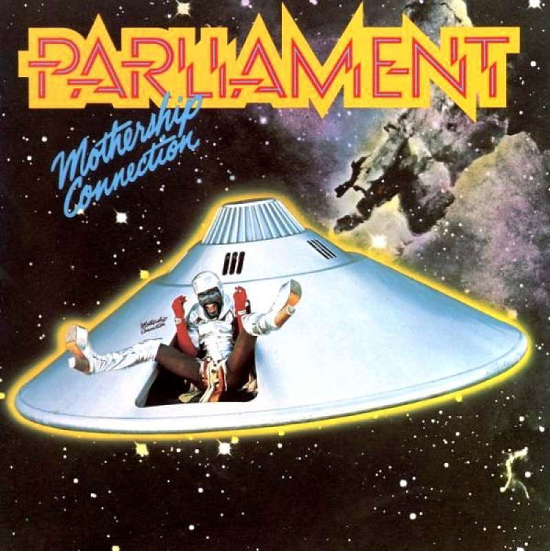 Parliament ‎- Mothership Connection