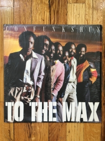 Con Funk Shun ‎- To The Max