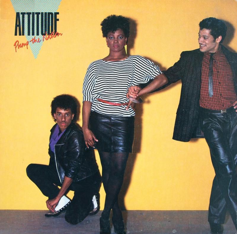 Attitude - Pump The Nation