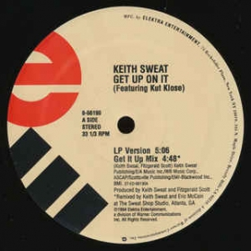 Keith Sweat Featuring Kut Klose - Get Up On It