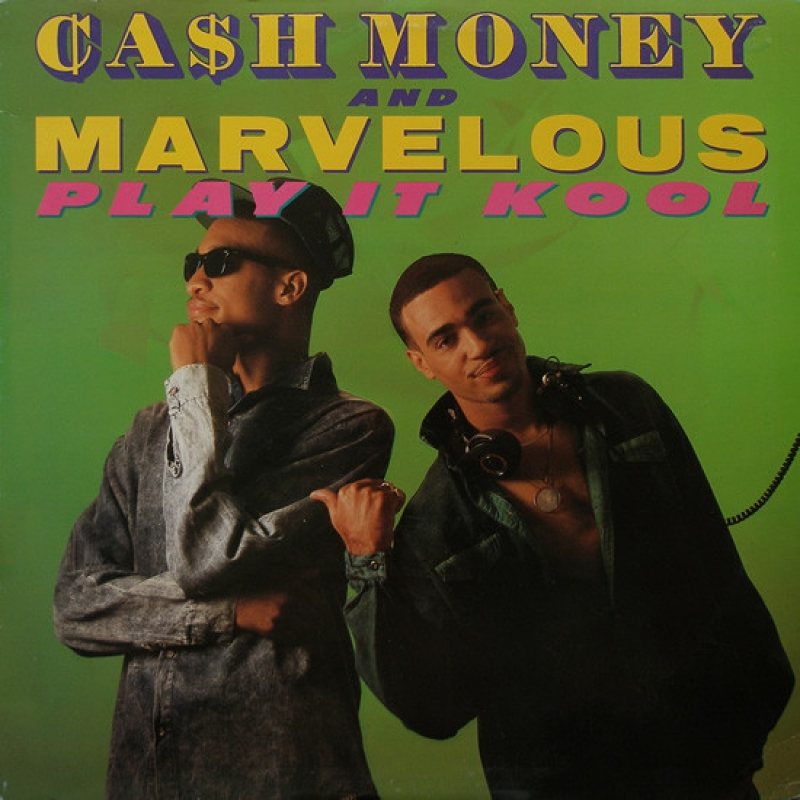 Cash Money and Marvelous ‎- Play It Kool / Ugly People Be Quiet