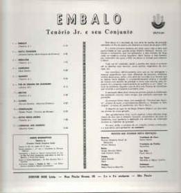 Tenório Jr. - Embalo
