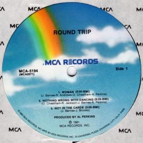 Round Trip (2) - Round Trip
