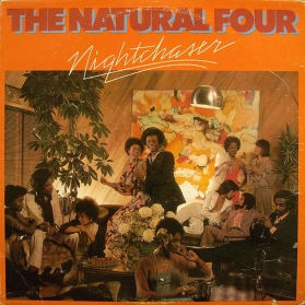 The Natural Four ‎- Nightchaser